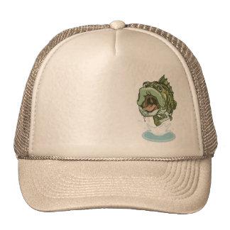 Bass Big Dot Hat