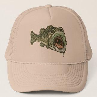 Bass Big Dot Trucker Hat