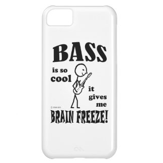 Bass, Brain Freeze Case For iPhone 5C