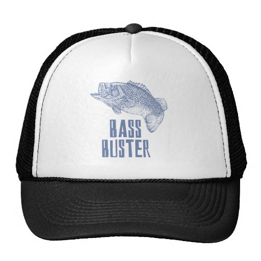 Bass Buster Hats