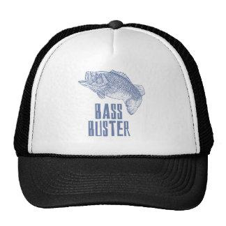 Bass Buster Trucker Hat