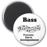 Bass Choir Gift Refrigerator Magnet
