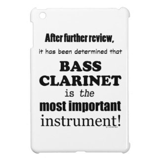 Bass Clarinet  Most Important Instrument Cover For The iPad Mini