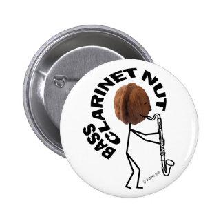 Bass Clarinet Nut Button