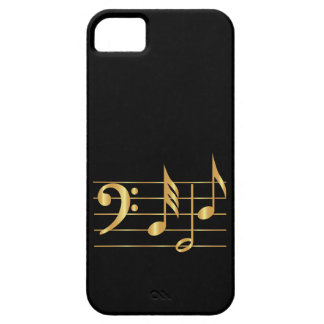 Bass clef iPhone 5 cases