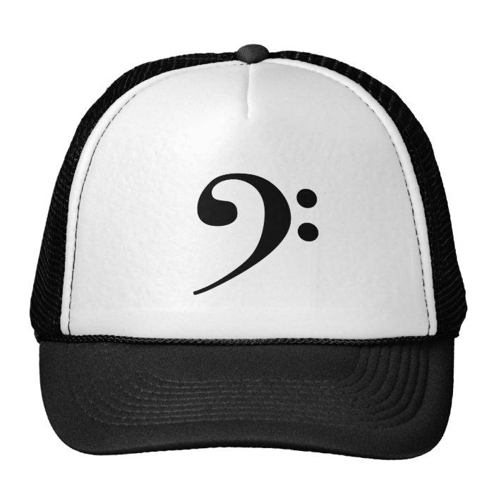 Bass Clef Hat
