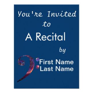 Bass clef nebula 1 custom invite