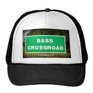 BASS CROSSROAD, GEORGIA TRUCKER HAT