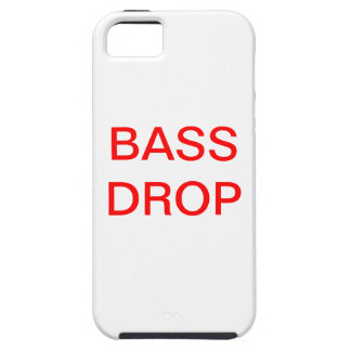 Bass drop iPhone 5 cover