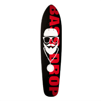 Bass Drop Skateboard Deck