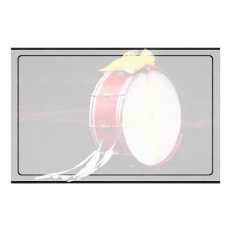 Bass Drum at Parade Stationery