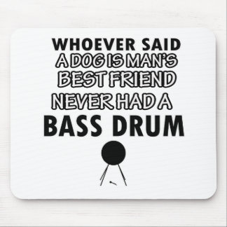 bass drum Dance Designs Mouse Pad