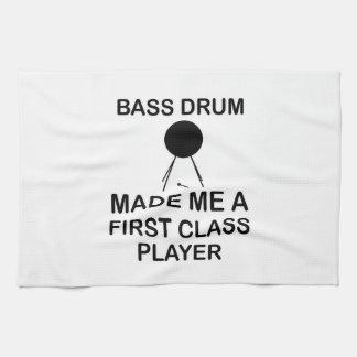 bass drum  Design Hand Towel