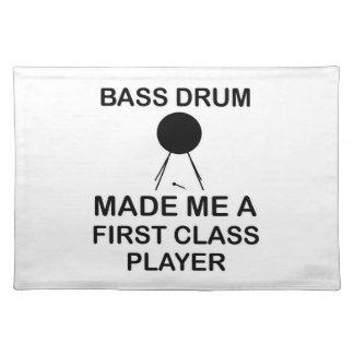 bass drum  Design Placemat