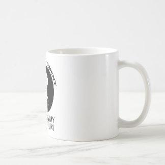 BASS DRUM designs Coffee Mug