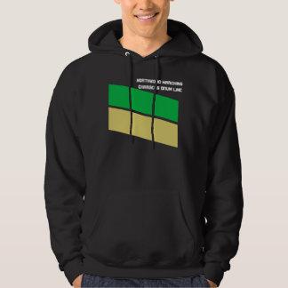 bass drum hoodie