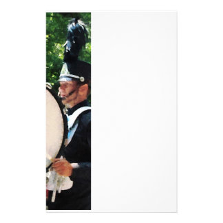 Bass Drums on Parade Stationery