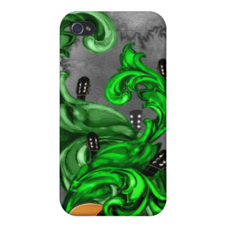 Bass Eater! Cover For iPhone 4
