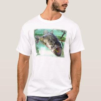 bass fish green T-Shirt