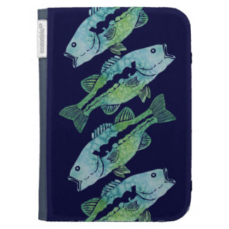 Bass Fish Kindle 3G Covers