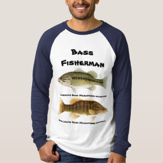 Bass Fisherman Tee Shirt