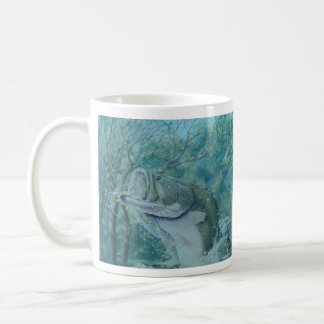 Bass Fisherman's Mug