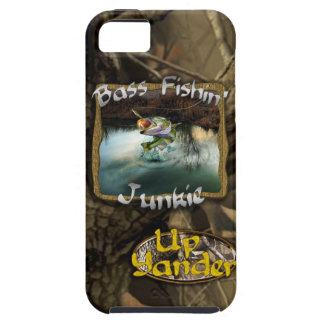 Bass Fishin' Junkie iPhone 5 Covers