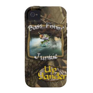 Bass Fishin' Junkie Case-Mate iPhone 4 Case