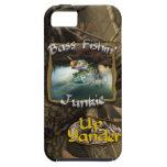 Bass Fishin' Junkie iPhone 5 Cases