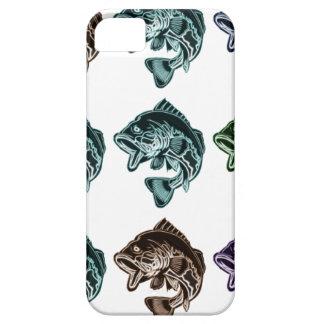 Bass Fishing iPhone SE/5/5s Case