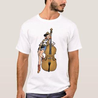 Bass Girl T-Shirt