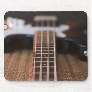 Bass Guitar 2 Mouse Pad