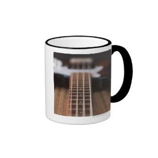 Bass Guitar 2 Ringer Mug