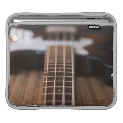 Bass Guitar 2 Sleeves For iPads