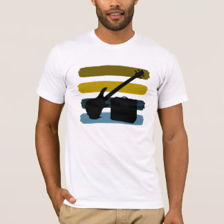 Bass Guitar and Amp Shirt