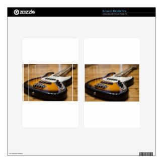 Bass Guitar Bass E Bass Instrument Strings Skins For Kindle Fire