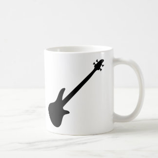 bass guitar bassist coffee mug