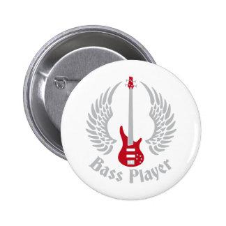 bass guitar pin