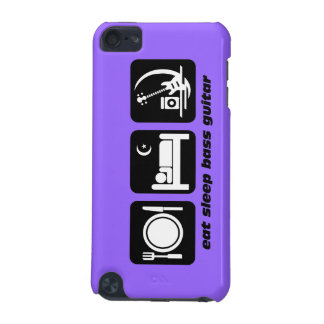 bass guitar iPod touch (5th generation) cases