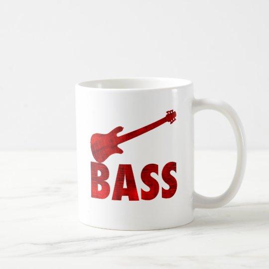 Bass Guitar Coffee Mug