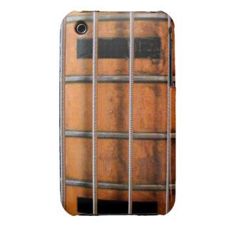 Bass Guitar Fretboard iPhone Case