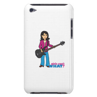 Bass Guitar Player - Medium Barely There iPod Covers