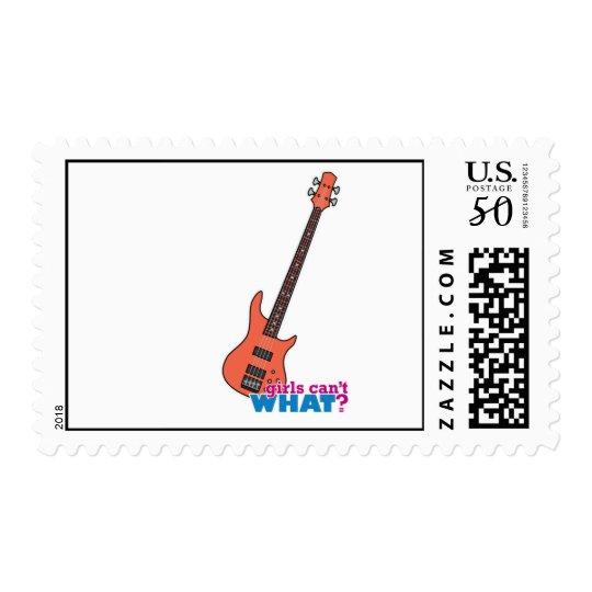 Bass Guitar Postage