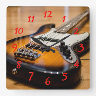 Band Wall Clocks Zazzle