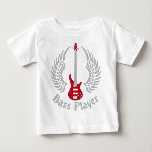 bass guitar t shirt