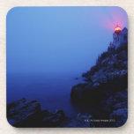 Bass Harbor Head Light, Mount Desert Island, Beverage Coaster