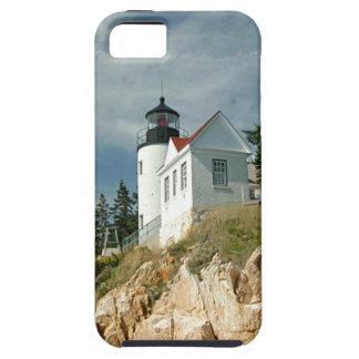 Bass Harbor Head Lighthouse iPhone 5 Cases