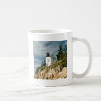 Bass Harbor Head Lighthouse Coffee Mug