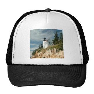 Bass Harbor Head Lighthouse Mesh Hat