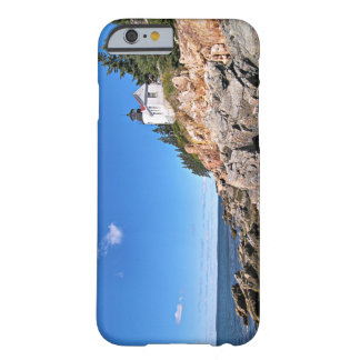 Bass Harbor Head Lighthouse, Maine iPhone Case6/6s Barely There iPhone 6 Case